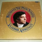 Beethoven The Piano Sonatas - Vladimir Ashkenazy - 12 LP Box Set w/ Booklet