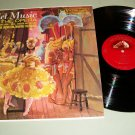 Ballet Music From The Opera - Paris Conservatoire - RCA 2400