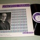 Lynnwood Farnam Organ Recital - Classic 1040 - RARE Record LP