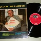 Malcolm Williamson Violin Concerto HMV 2 Records QUAD