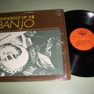 Anthology Of The Banjo - Various Artist - Record LP
