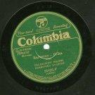 Balabanoff Bratri Slovic Folk Song 78 rpm Record