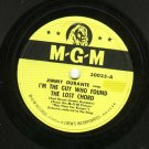 Jimmy Durante I'm The Guy Who Found The Lost Chord 78
