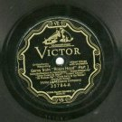Victor Light Opera - Gems From Robin Hood - 78 rpm Record