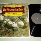 Walt Disney Fantasia - Stokowski - The Nutcracker Suite / Dance Of The Hours - Record LP - WDL 4101