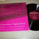 The Fitzwilliams Virginal Book Blanche Winogron LP