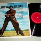 Johnny Cash  Mean As Hell  Country Record LP