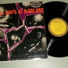 Wild Bill Davis At Birdland  Jazz Record LP