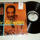 Duke Ellington  Hail To The Duke  Jazz Record LP