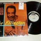 Duke Ellington  Hail To The Duke  Jazz Record LP