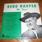Redd Harper  Mr. Texas  Gospel Record  SACRED 7047