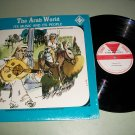 The Arab World  Its Music And Its People  Record LP
