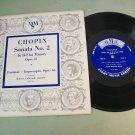 Robert Goldsand  Chopin Sonata No. 2  MMS-21 Record