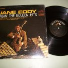 Duane Eddy  Twangin' The Golden Hits  Guitar Record LP