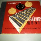 Marimba Music - Hurtado Brothers - 78 rpm 4 Record Set