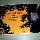 Dvorak - Legends / The Wood Dove - Radio Leipzip Orch. - Fritz Lehmann Record