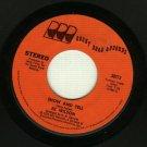 Al Wilson - La La Peace Song - Soul 45 rpm Record