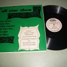"All Star Show - Jane Froman Ames Brothers - 10"" Record  ROYALE 1808"
