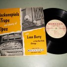 "Leon Berry - Glockenspiels Traps and Plenty of Pipes - 10"" Record"