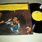 Beethoven  Violin Concerto - Christian Ferras - DG Classical Record LP