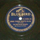 Earl Hines Ridin' And Jivin' Jazz 78 rpm Record