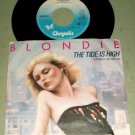 Blondie The Tide Is High 45 rpm Record Germany