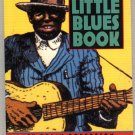 Little Blues Book  by Brian Robertson w/ R. Crumb Illustrations