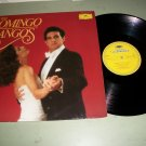 Placido Domingo Sings Tangos DG 2536 416 Classical LP