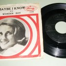 Lesley Gore - Maybe I Know / Wonder Boy - 45 rpm w/ Pic Slv. Record