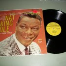 Charlie Francis Sings Nat King Cole - Spinorama S-145 Record LP