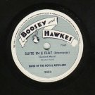 Band Of The Royal Atillery - BOOSEY HAWKES - 78 rpm Record