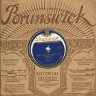Theo Karle - Bring Back The Golden Days - BRUNSWICK 13013 - 78 rpm