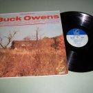 Buck Owens - 1st Record - La Brea LS 8017 - RARE Record LP