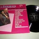 Ella Fitzgerald - The Jerome Kern Songbook - VERVE Record LP