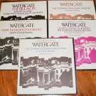 Watergate - Historical Event - 5 Record Set Folkways 5551 to 5555