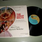 The Great Waltz - Original Sountrack Record LP