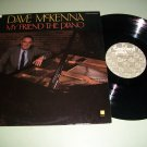 Dave McKenna - My Friend The Piano - Digital Jazz Record LP