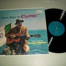 Giuseppe Scarola - Slow Boat To Capri - Italian Songs LP Record