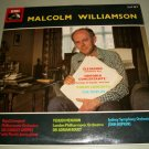 Malcolm Williamson - Violin Concerto - 2 LP's HMV - EMI Record LP
