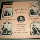 Handel Acis & Galatea London - Blue Back 2 LP Record  STEREO