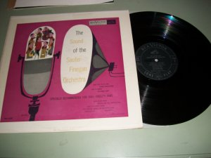 The Sound Of Sauter-Finegan Orchestra - RCA 1009 Record LP