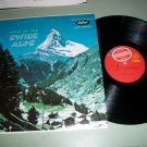Music Of The Swiss Alps - Various Artist - CAPITOL 10009 Record LP
