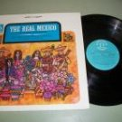 The Real Mexico In Music And Song Record LP