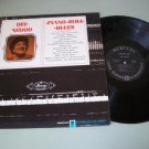 Del Wood Piano Roll Blues Mercury 20804 Record LP