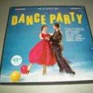 Dance Party Ellington Hampton 10 Jazz Record Box Set