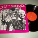The Jim Cullum Jazz Band Super Satch Record LP
