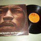Jimi Hendrix - War heros - Rock Record LP
