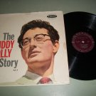 The Buddy Holly Story  Volume 2 - CORAL 57326 Marroon Label