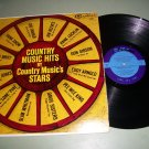 Country Music Hits - Vintage Country Greats - CAMDEN 689 Record