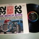 The Beach Boys - Little Deuce Coupe - CAPITOL ST1998 - Record LP